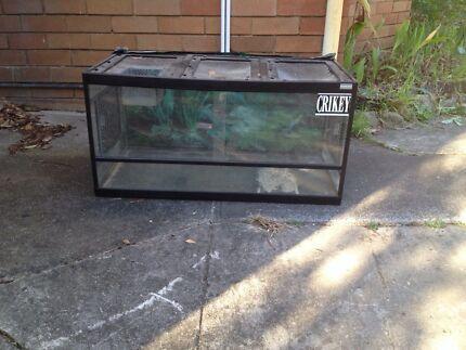 Reptile Tank Westmead Parramatta Area Preview