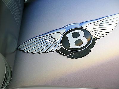 Bentley Continental GT Sales Brochure Set in Slipcase 2003 MINT