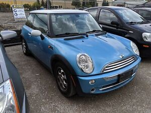 2005 Mini Cooper VEHICLE SOLD AS-IS! INQUIRE TODAY! CREDIT CA...