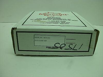 Mercoiddwyer Da-31-2-2 Pressure Switch Date Code T30t New In Box