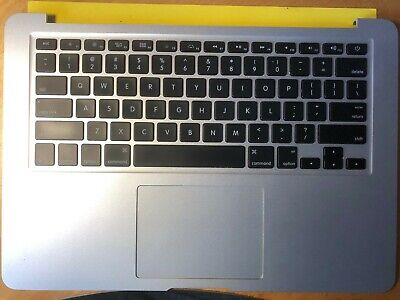 """MACBOOK AIR 13"""" A1369 KEYBOARD QWERTY with HOUSING and TRACKPAD"""