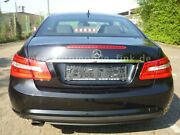 Mercedes-Benz E 200 Coupe CGI BlueEfficiency - AMG - 7G Tronic