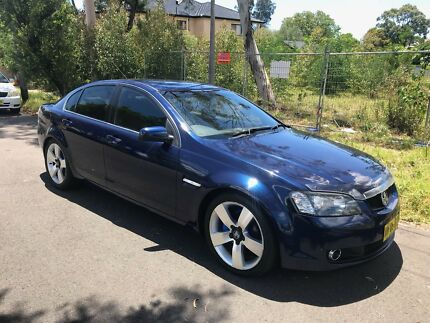 2008 Holden Commodore VE Calais