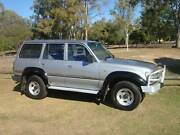 1993 TOYOTA LANDCRUISER GXL 80 SERIES TURBO DIESEL with RWC Woolloongabba Brisbane South West Preview