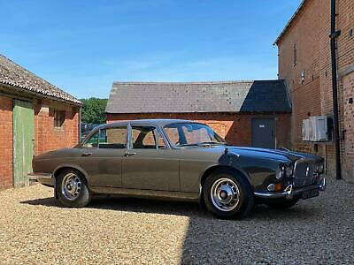 1973 Daimler Sovereign Series I 4.2 Auto Only 3 Former Keepers. Just 85000 Miles