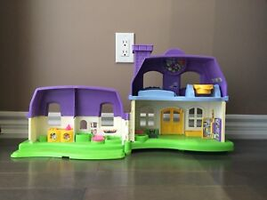 DOLL HOUSE for $5.00!