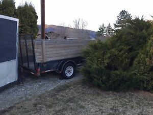 5x10 utility trailer for sale