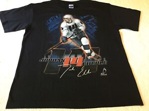Brand new NHLPA ,pre shrunk,100% cotton t shirt,Jordan Eberle
