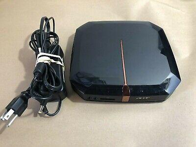 Acer Revo RL80-UR22, 4GB Ram, Windows 10 Pro, 500 GB HDD