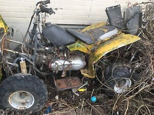 Youth big boy 150cc atv and parts