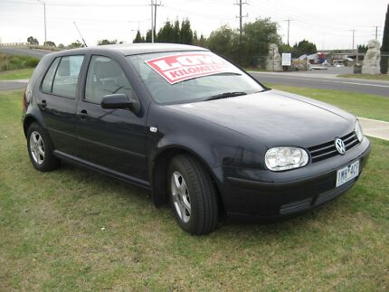 2002 VOLKSWAGON GOLF AUTO LOW K'S 12 MONTHS WARRANTY Thomastown Whittlesea Area Preview