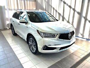 2017 Acura MDX ÉLITE HYBRID