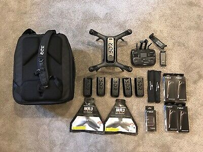 3DR solo drone with case, gimbal,many accessories, used in excellent condition
