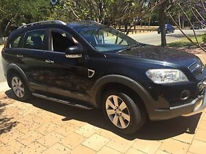 2010 Holden Captiva Wagon Maylands Bayswater Area Preview