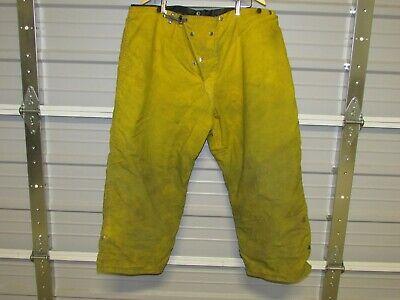 Morning Pride Bunker Gear Turnout Pants Size 46 X 24