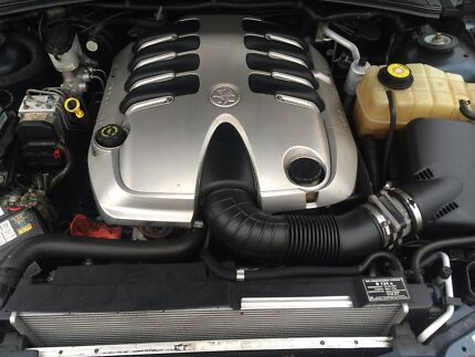 Holden Commodore VY SS Motor LS1 V8 Bankstown Bankstown Area Preview