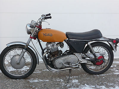 1971 Norton Commando Roadster  1971 Norton Commando Roadster. Matching numbers. No Title. Engine turns over