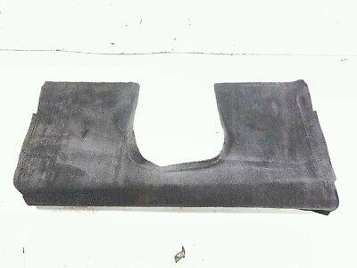 05 Chevrolet Corvette C6 Rear Back Seat Carpet Panel 15249039