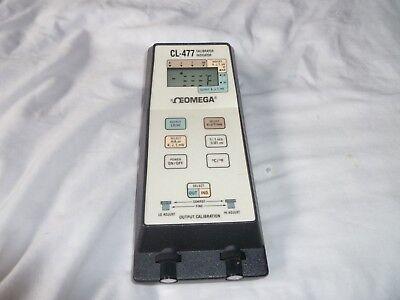 Omega Cl-477 Calibrator Trermometer