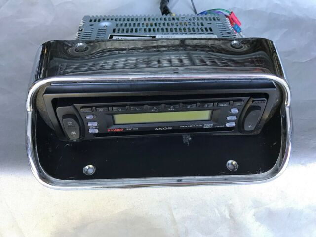 1968 Mustang dash panel & CD player. | Auto Body parts ...