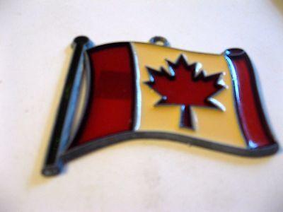 Украшения для стекол CANADIAN FLAG SUNCATCHER