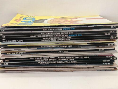Vintage MAD Magazine 1980