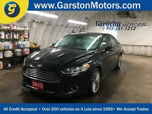 2013 Ford Fusion TITANIUM*AWD*NAVIGATION*LEATHER*POWER SUNROOF*B