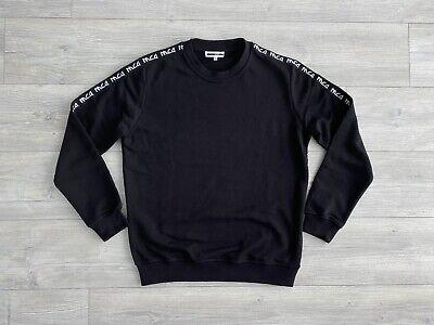 McQ Alexander McQueen Sweatshirt Band Logo NEW Black XL Size