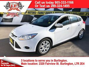 2014 Ford Focus SE, Automatic, Steering Wheel Controls
