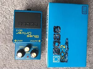 Boss BD-2 Blues Driver (great condition)
