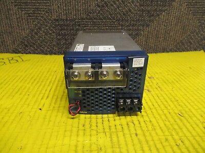 Omron Power Supply S8vm-60024c 100-240vac 24vdc 27a A Amp S8vm60024c