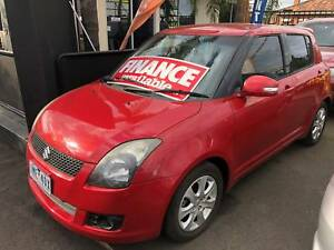 2009 Suzuki Swift Hatchback Maidstone Maribyrnong Area Preview