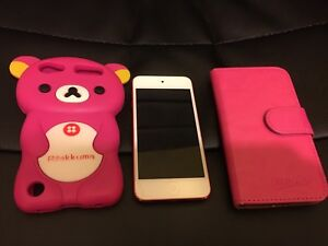 32gb Pink iPod Touch 6
