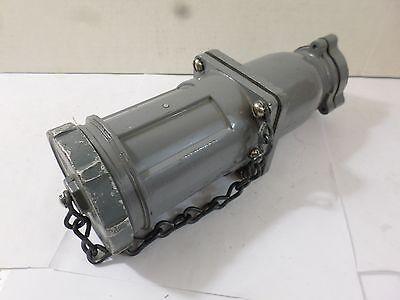 Used Russellstoll 7428 60A 600VAC F34234 B10579