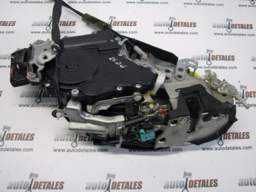 2002 LEXUS LS430 SALOON RIGHT REAR DOOR LOCK CATCH MECHANISM