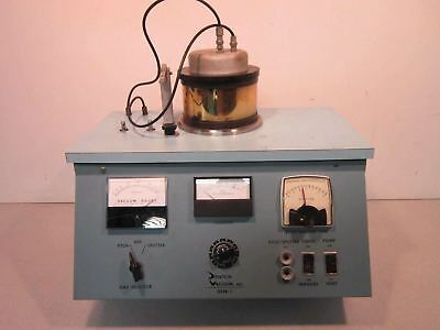 Denton Vacuum Desk-1 Cold Sputter Etch Unit