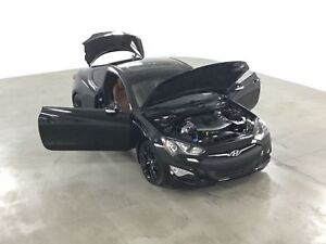 2014 Hyundai Genesis Coupe GT V6 3.8L Cuir*Toit*Camera Recul*