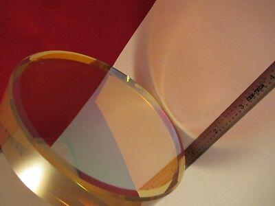 Optical Flat Zerodur 5 Dia Dichroic Mirror 110 Wave Laser Optics 5-a-97