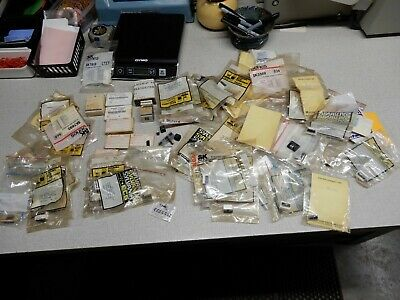 Huge Lot Ecg And Rca Sk Ics Dip Misc Components Lot 3