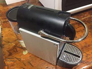 Delonghi Pixie Nespresso Machine + Milk Frother Artarmon Willoughby Area Preview