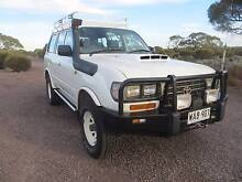 1996 Toyota LandCruiser 80 series Wagon  REDUCED PRICE Whyalla Whyalla Area Preview