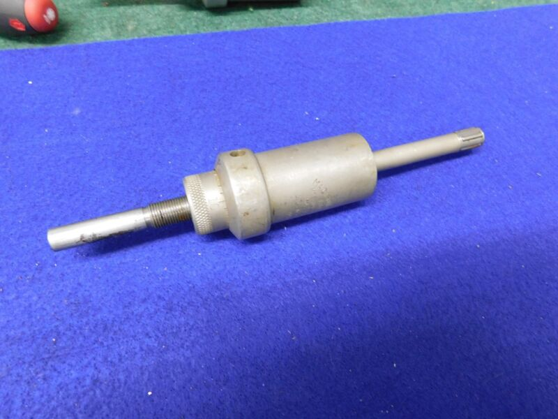 "Madison Microller .437"" Diameter Burnishing Tool  3/8"" Shank"