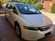 2005 Honda Odyssey Luxury Automatic 7 Seater Chapman Weston Creek Preview