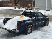 Snow removal, shovelling and haul away!