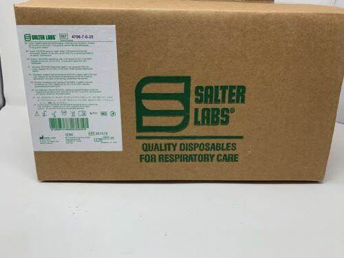 Salter Labs Adult EtCO2/O2 Nasal Divided Cannula  - Box of 25 - 4706-7-0-25