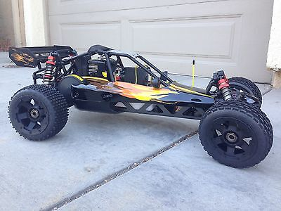 NEW 1:5 Scale RC Baja 5B Gas Buggy by Rovan, HPI Baja 5T 5SC 5B Buggy -