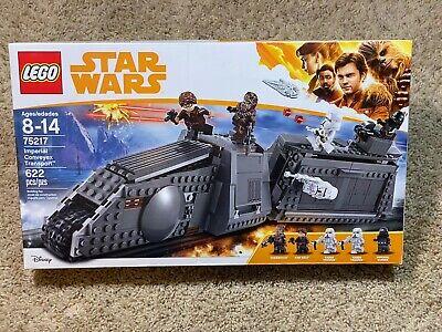 Lego Star Wars Imperial Conveyex Transport (75217) NEW, Sealed NIB RETIRED