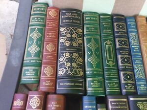 Franklin Library First Editions