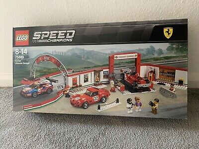 Lego Ferrari Ultimate Garage 75889 Brand New and Sealed