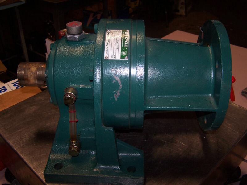 NEW SUMITOMO SM-CYCLO 59:1 RATIO GEAR SPEED REDUCER HC3140  2.69 HP